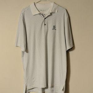Bobby Jones x-H20 L golf shirt NWOT